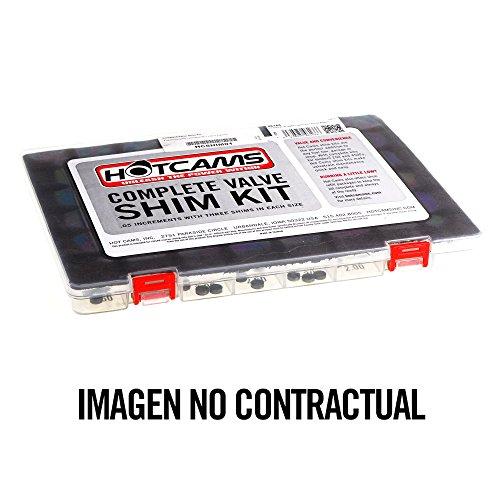 Pastillas de reglaje Valvulas Hot Cams (Juego 5PCS) à ˜ 7,48X 2,35mm