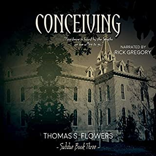 Conceiving audiobook cover art