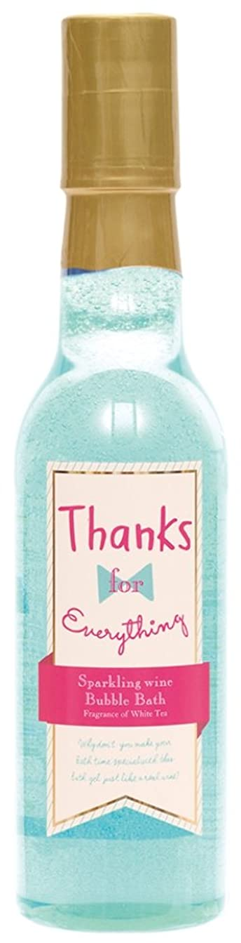 赤外線キルス憧れノルコーポレーション 入浴剤 バブルバス スパークリングワイン 240ml ホワイトティーの香り OB-WIB-6-2