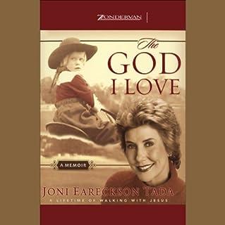 The God I Love audiobook cover art