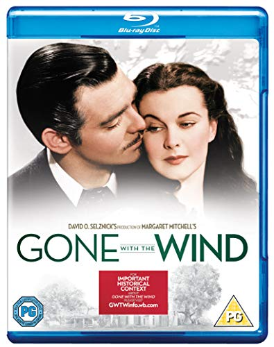Gone with The Wind 75Th Anniversary [Edizione: Regno Unito] [Blu-Ray] [Import]