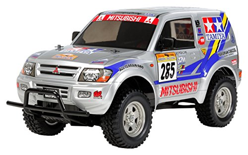 TAMIYA 300058602 1 10 RC Mitsubishi Pajero Rally Sport CC 01*