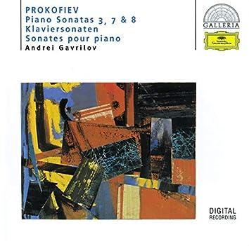 Prokofiev: Piano Sonatas Nos.3, 7 & 8