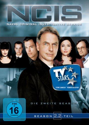 Navy CIS - Season 2, Vol. 2 (3 DVDs)