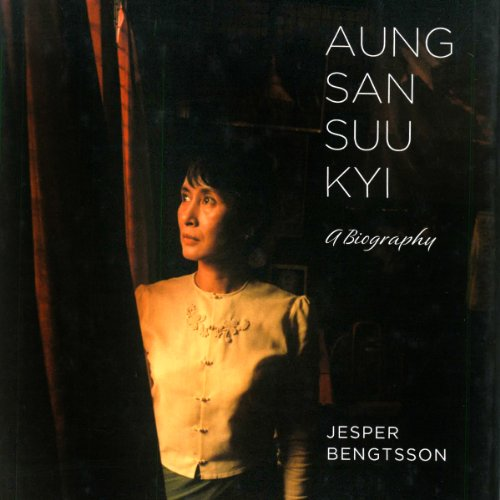 Aung San Suu Kyi audiobook cover art