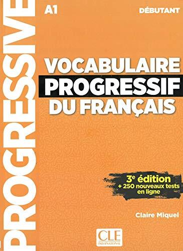 Vocabulaire progressif du français - Niveau débutant. Buch + Audio-CD: 2ème édition, avec 280 exercices