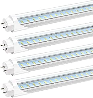 LED tube g13 t8 150cm 22w Opaque Glass Cold White 6400k