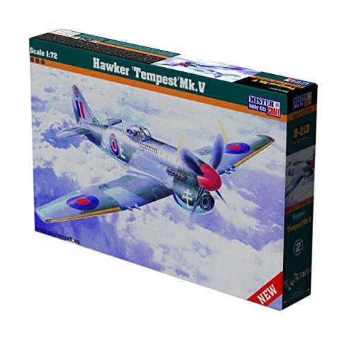 Mistercraft D-213 - Modellbausatz Hawker Tempest Mk.V