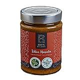 Bay's Kitchen Low FODMAP Tikka Masala Curry Stir-in Sauce (260g jar), No Garlic or Onion, Ready to Heat and Serve