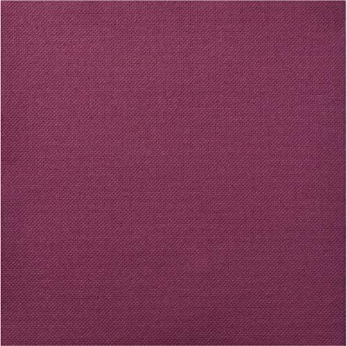 Toalla, 20 x 20 cm, Berenjena, 18 Paquetes de 50