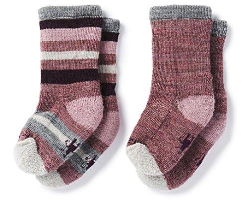 Smartwool Toddler Sock Sampler (Nostalgia Rose Heather) 3T