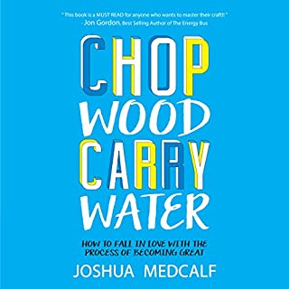 Chop Wood Carry Water cover art