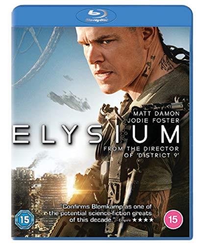 Elysium [Blu-ray] [UK Import]