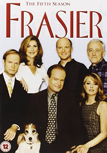Frasier Season 5 [Reino Unido] [DVD]