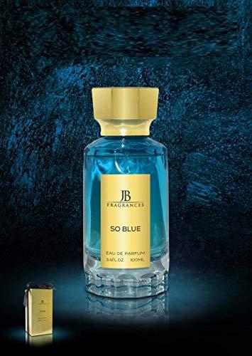 My Perfums so blue 100 ml Eau De Parfum Unisex orientalisch und blumiges Aroma