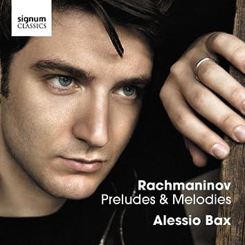 Rachmaninov: Preludes & Melodies