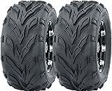 2 New WANDA ATV Go Kart Tires 145/70-6 4PR P361 - 10187