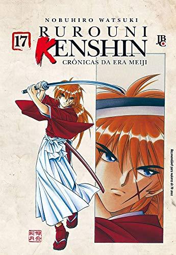 Rurouni Kenshin - Crônicas da Era Meiji - Volume 17