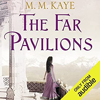 The Far Pavilions cover art