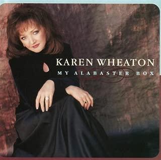 karen wheaton alabaster box