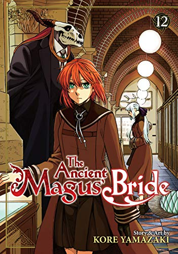 The Ancient Magus' Bride Vol. 12 (English Edition)