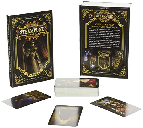 Moore, B: Steampunk Tarot