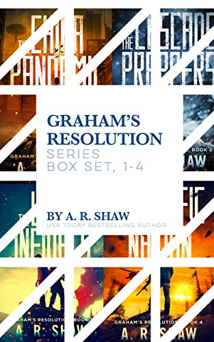 Graham's Resolution Series Boxset: Books 1-4 An Unputdownable Post-Apocalyptic Medical Techno Thriller Series