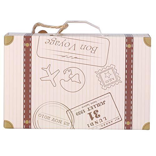 banqueta maleta de la marca Shexton