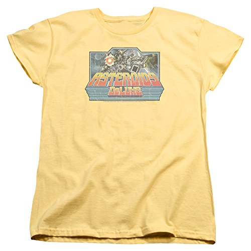 Asteroids Deluxe T-shirt for Ladies