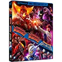 Ultra Galaxy Mega Monster Battle Series + Movie [Blu-ray]