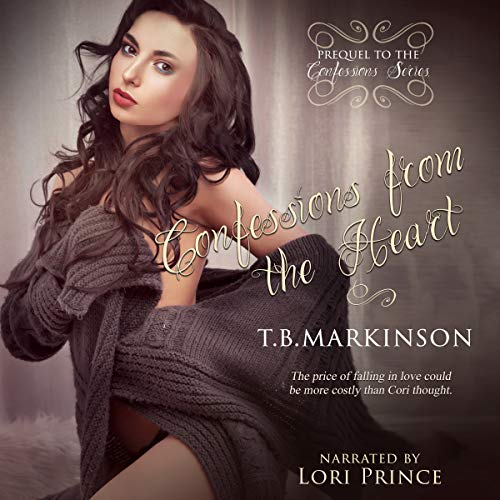 Confessions from the Heart audiobook cover art