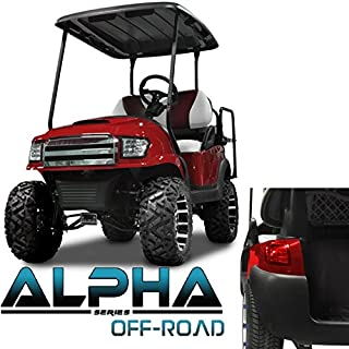 Madjax NEW!!! Club Car Precedent ALPHA Off Road Style Body Kit in Red