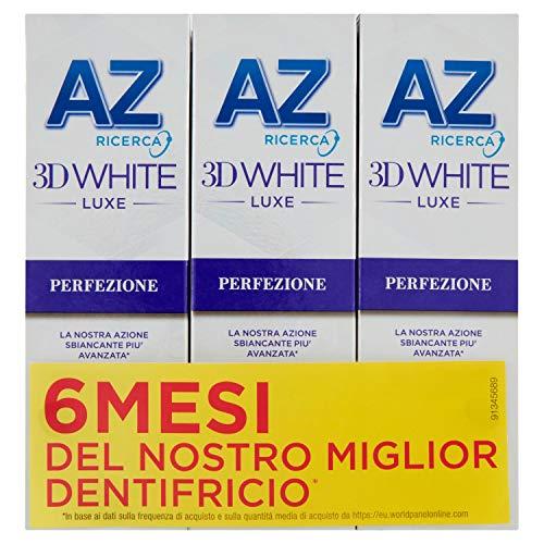 Az Ricerca Dentifricio 3D White Luxe Perfezione,...