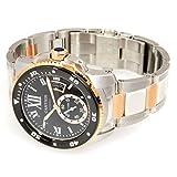 カルティエ Cartier カリブル ドゥ ダイバー W7100054 ブラック文字盤 新品 腕時計 メンズ (W166548) [並行輸入品]