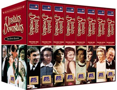 Upstairs Downstairs / Fifth Season [VHS]