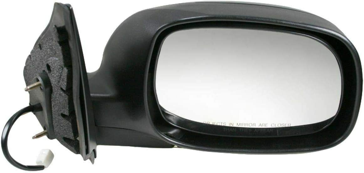 Folding 超特価 Power 高級な Mirror Black Passenger RH Compatible To with Right
