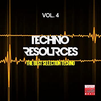Techno Resources, Vol. 4 (The Best Selection Techno)