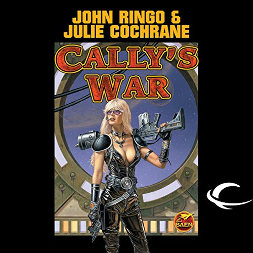 Cally's War audiobook cover art
