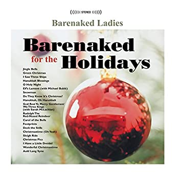 Barenaked For The Holidays