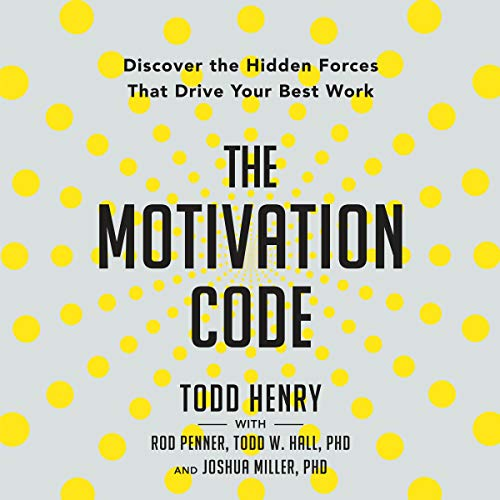 The Motivation Code cover art