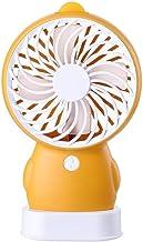 DJP Ventilateur Usb, Mini Ventilateur de Table Ultra-Mince de Charge Usb