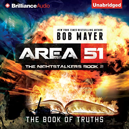 The Book of Truths Audiobook By Bob Mayer cover art