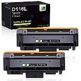 JARBO MLT-D116L Toner (2x Schwarz) Ersetzt für Samsung MLT-D116L Samsung Xpress SL-M2625 SL-M2625D SL-M2825 SL-M2825DW SL-M2825ND SL-M2835 SL-M2675 SL-M2675FN SL-M2875 SL-M2875FW SL-M2875FD SL-M2885