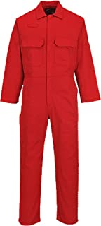 d4072eb0d13e Portwest Bizweld Coverall Overall Work Fire PPE Protective Wear Safety  Boiler Suit ASTM NFPA ARC 2
