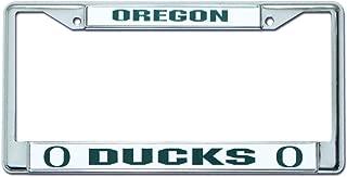 Oregon Ducks Chrome Frame