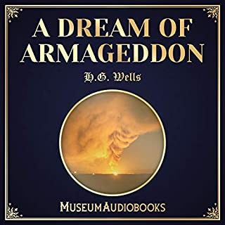 A Dream of Armageddon audiobook cover art