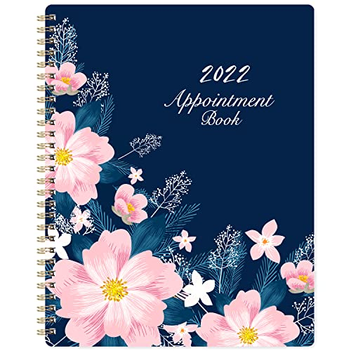 2022 Weekly Appointment Book/Hourly…