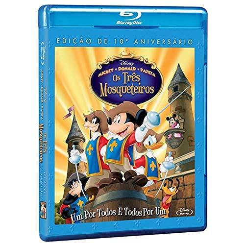 Mickey, Donald e Pateta - Os Três Mosqueteiros