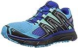 Salomon Women's X-Mission 3 Trail Running Shoes, Aquarius, 8.5 M US