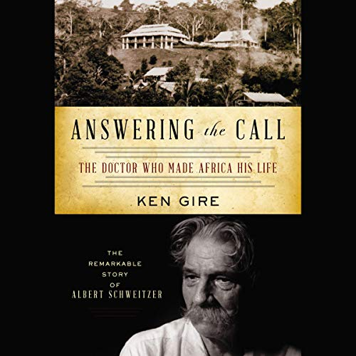 Answering the Call  By  cover art